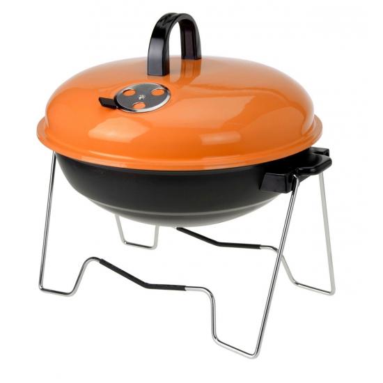 Oranje reisbarbecue 36 cm