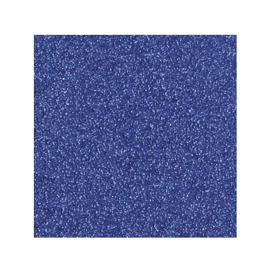 Papier glitter donkerblauw vel