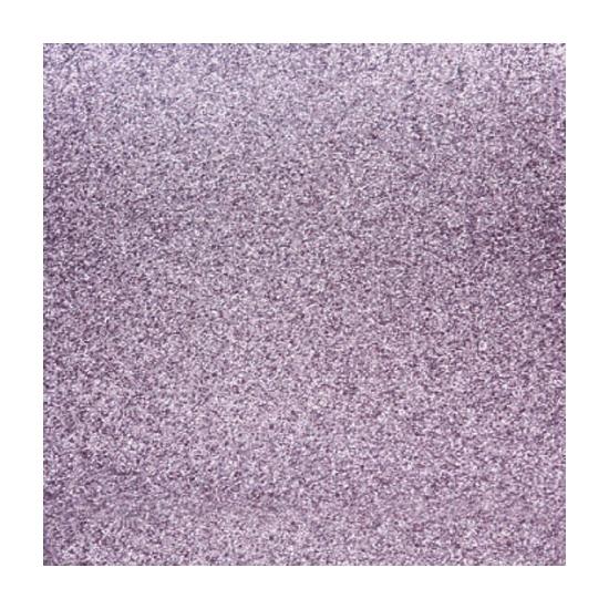 Papier glitter lila paars vel