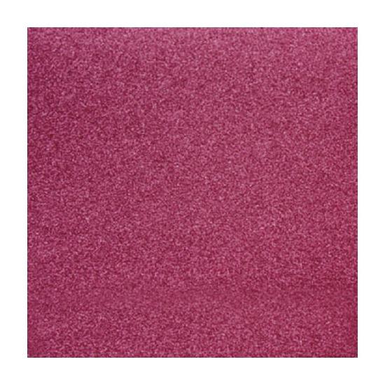 Papier glitter roze vel