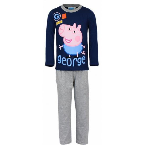 Peppa Pig pyjama blauw