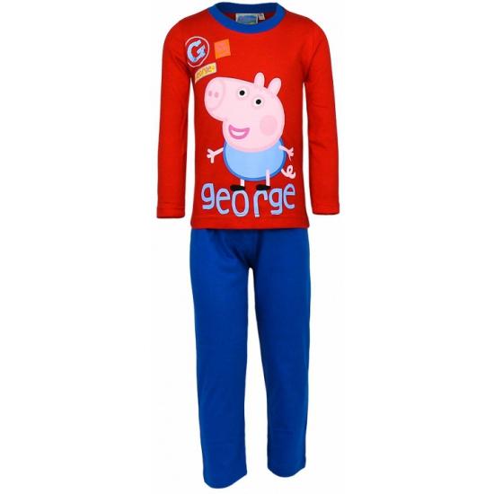 Peppa Pig pyjama rood
