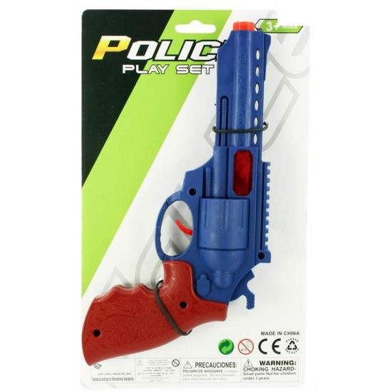 Plastic politie pistool