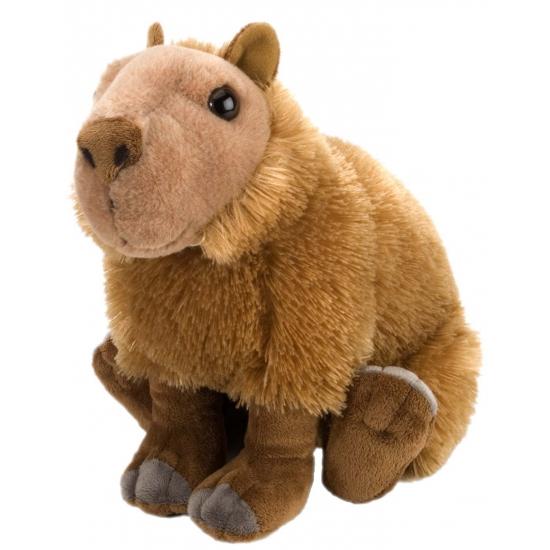 Pluche capibara 30 cm