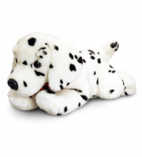 Pluche Dalmatier knuffel 50 cm