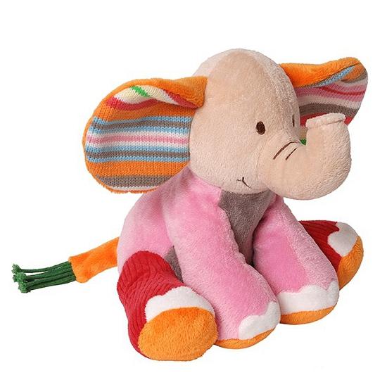 Pluche knuffel olifant