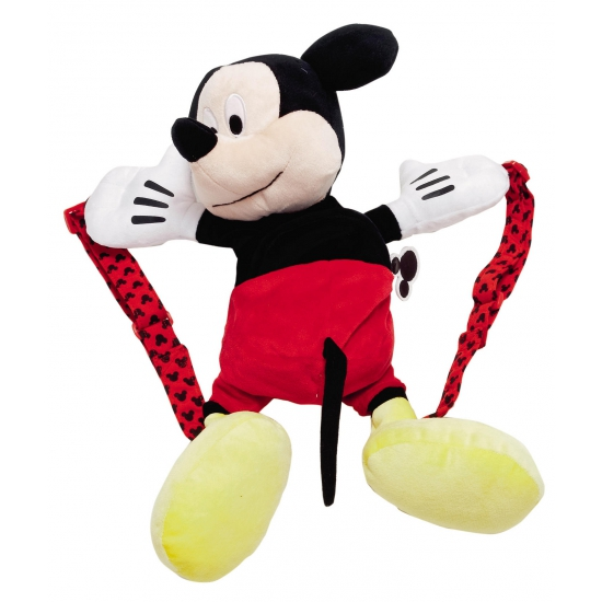 Pluche Mickey Mouse rugzak