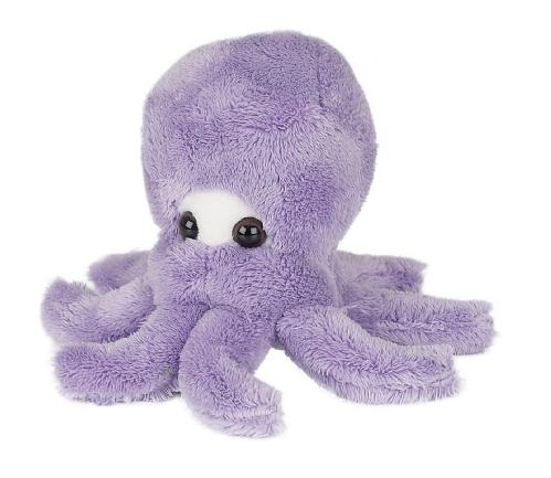 Pluche octopus 15 cm