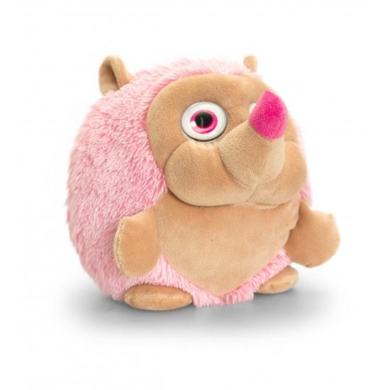 Pluche roze Egel 22 cm