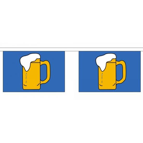 Bierpul vlaggenlijn rechthoekig