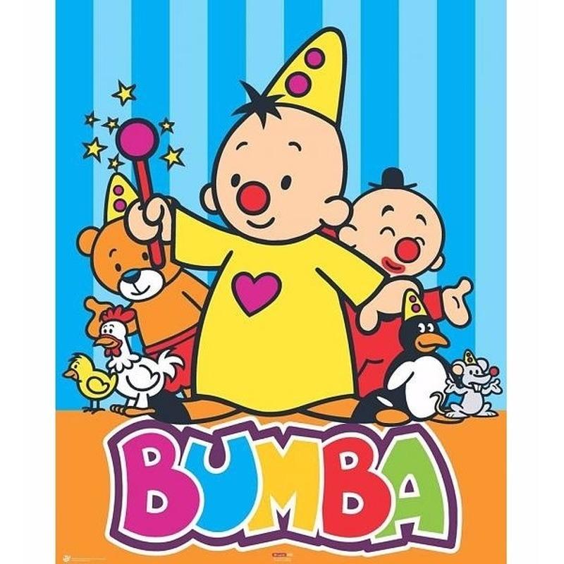 Poster Bumba 40 x 50 cm