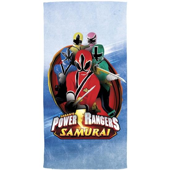 Power Rangers Samurai zomer handdoek