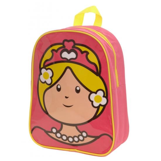 Prinsessen rugzak voor kinderen