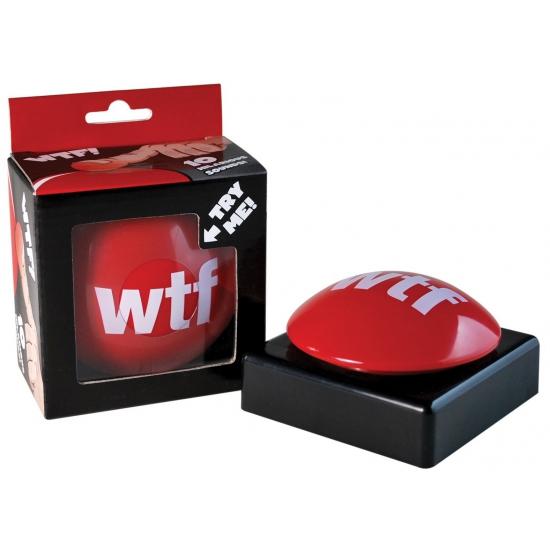 Push button met WTF geluid