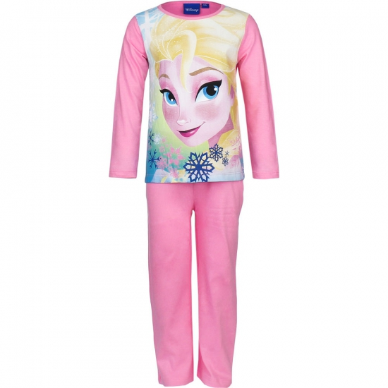 Pyjama Frozen roze