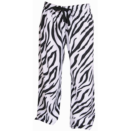 Pyjamabroek zebra