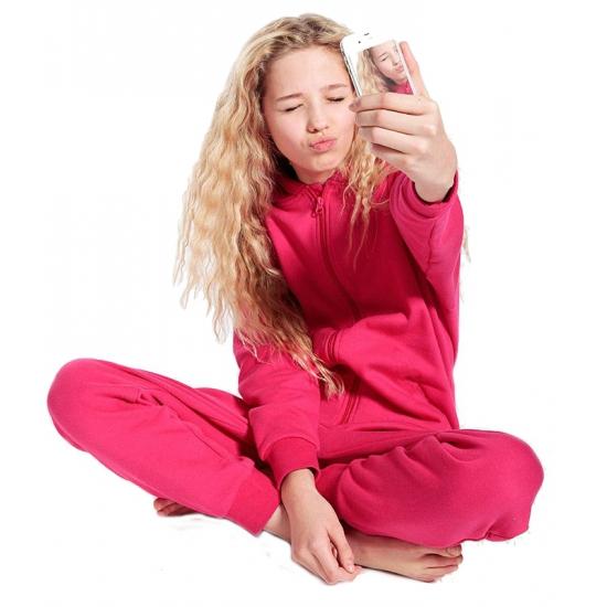 Pyjamapak roze voor meisjes