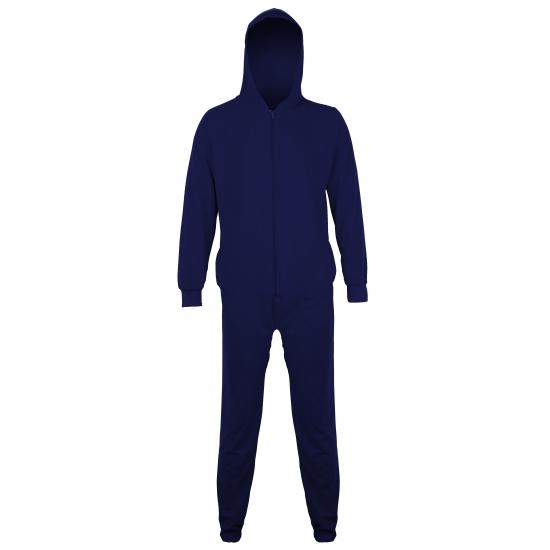 Pyjamapak voor dames navy blauw