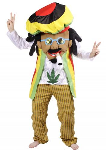 Rastafari kostuum voor volwassenen