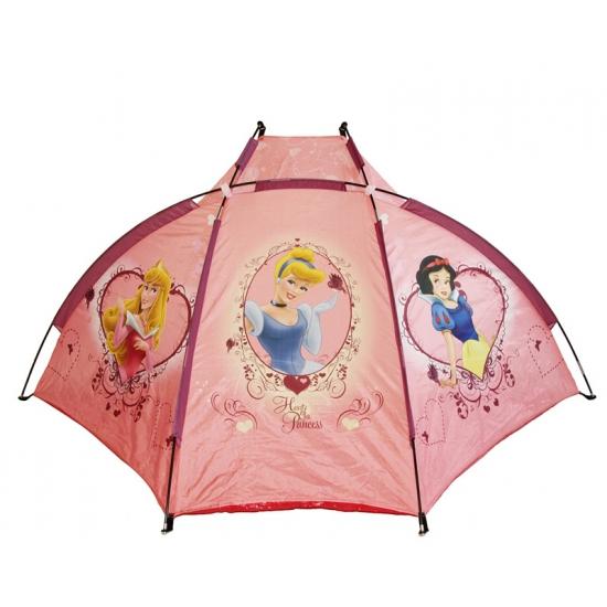Roze Disney Prinsess strandtent