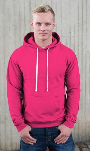 Roze kleding sweaters capuchon