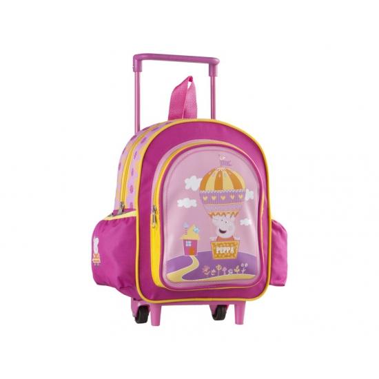 Roze koffertje Peppa pig