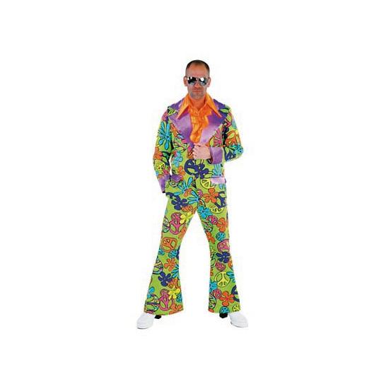 Peace disco kleding heren