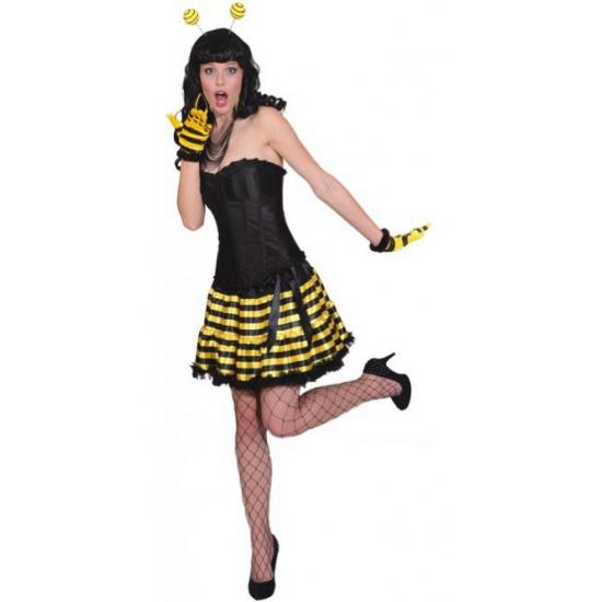 Sexy petticoat bijenrokje