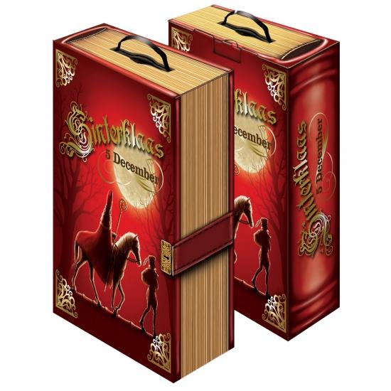 Sinterklaas boek surprise