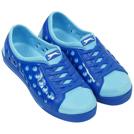 Slazenger waterschoenen voor dames kobalt/lichtblauw