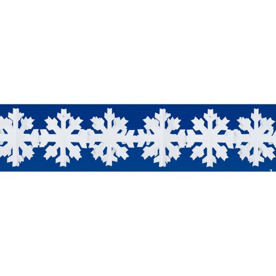 Brandvertragende witte sneeuw slinger