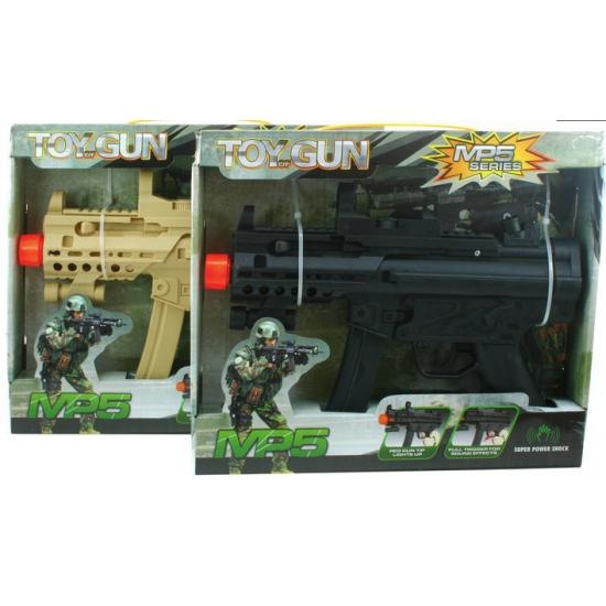 Speelgoed geweer met licht en geluid
