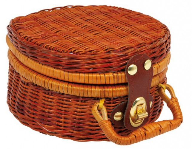 Speelgoed picknick koffer met inhoud
