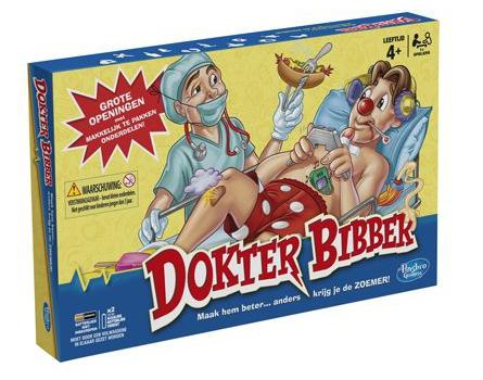 Dokter bibber spelletje mb