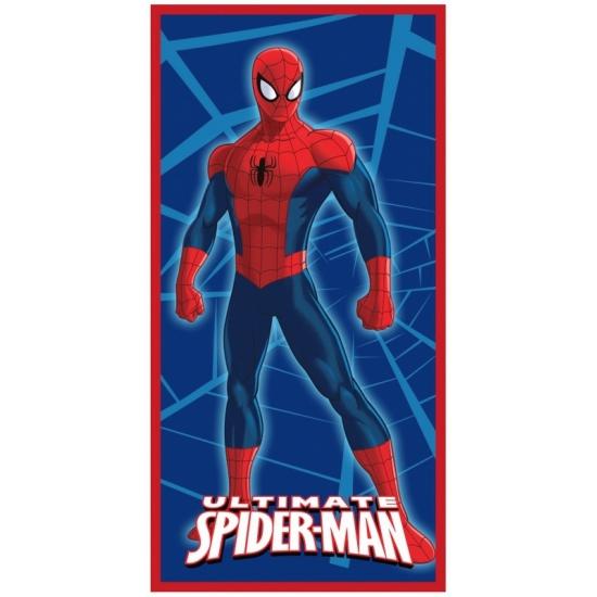 Spiderman zomer handdoek