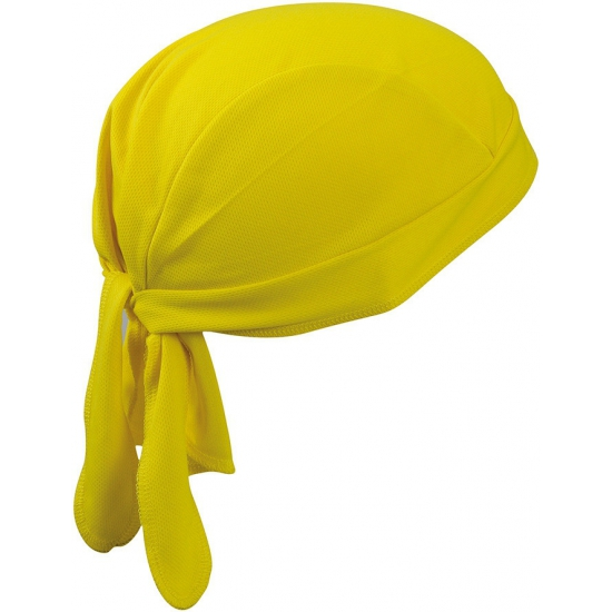 Sport Bandana geel