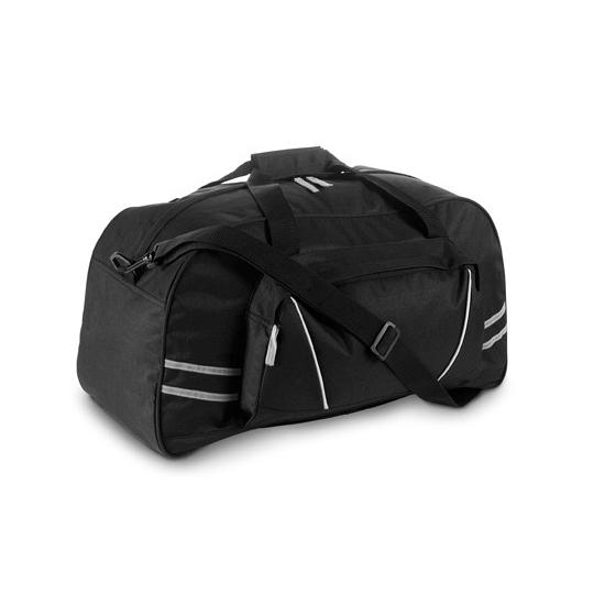 Sporttas zwart 60 cm