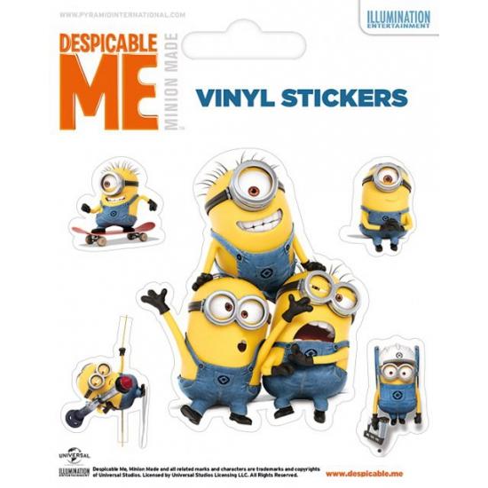 Stickervel Minions
