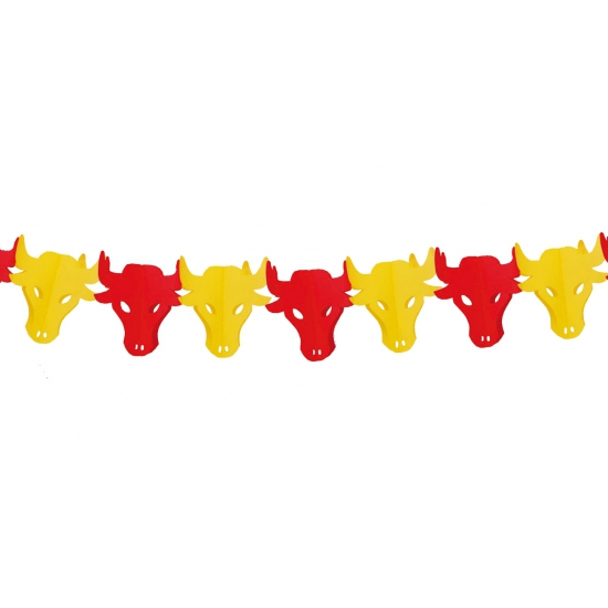 Stieren slinger Spanje