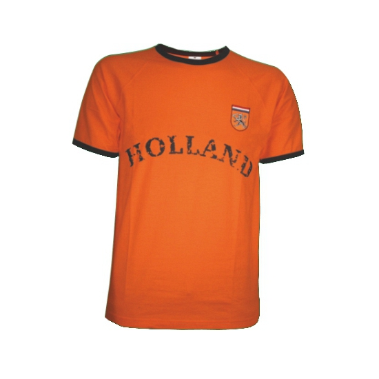 T shirt Holland voor volwassenen