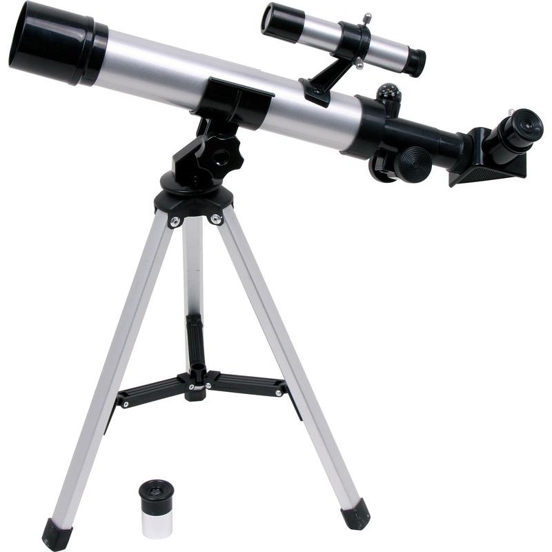 Telescoop met statief