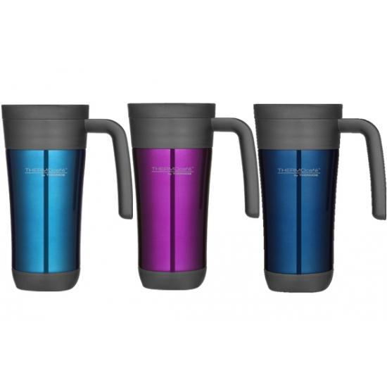 Thermosbeker koffie gekleurd