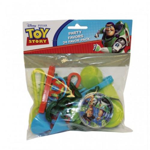 Toy Story grabbelton cadeautjes 24 stuks