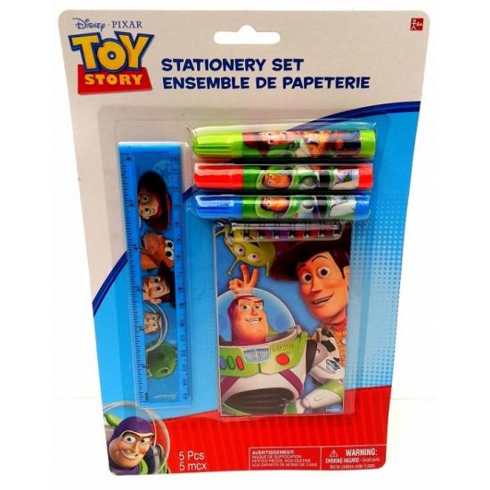 Toy Story schrijfwaren setje