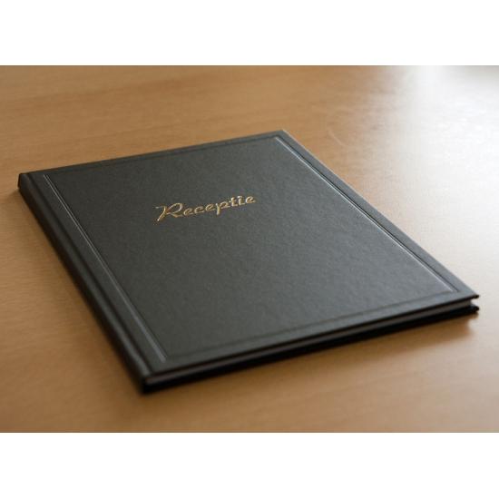 Trouwerij gastenboek zwart