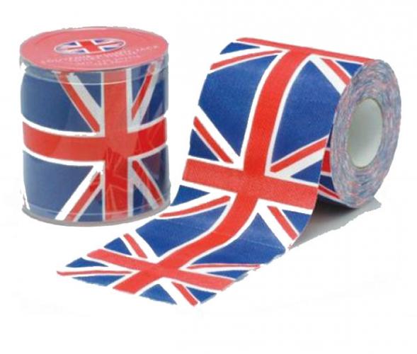 Union Jack toilet papier