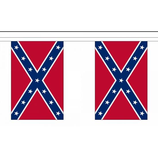 Condirates vlaggenlijn rechthoekig