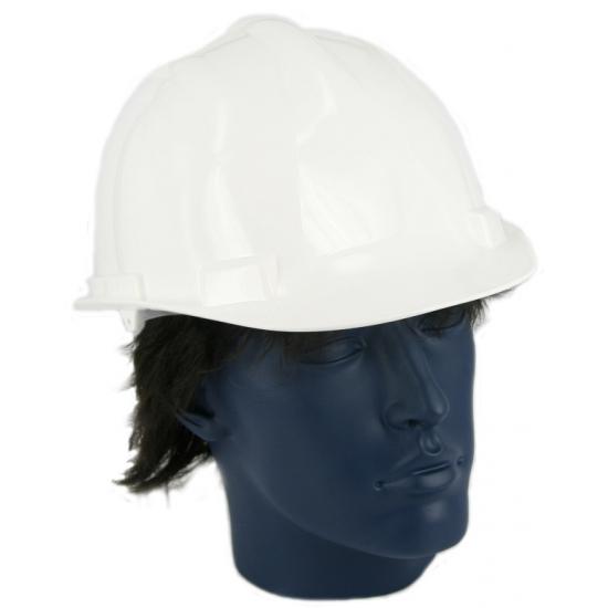 Veiligheids helm wit