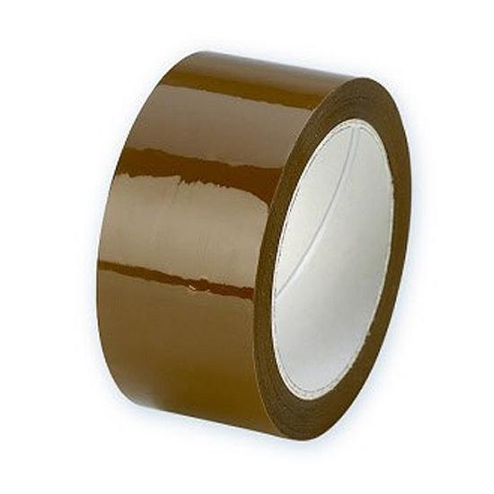 Verpakkingstape bruin