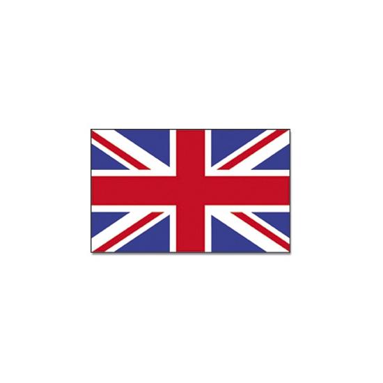 Britse vlaggen